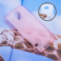 Ally Galaxy S5 G900 Kristal Soft Silikon Kılıf