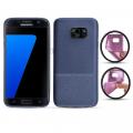 Ally SM Galaxy S7 G930 Yumuşak Dokulu Soft Silikon Kılıf