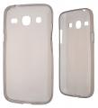 Ally Samsung Galaxy Core Plus G3502 İçin Spada Kristal Soft Silikon Kılıf