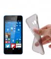 Microsoft Lumia 550 20mm Ultra İnce Spada Soft Silikon Kılıf