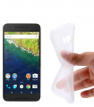 Huawei Nexus 6p Ultra Slim İce Soft Silikon Kılıf
