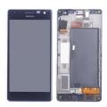 LUMİA 730 735 RM-1038 EKRAN LCD VE DOKUNMATİK ÇITALI