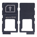 Sony Xperia Z4 Z5 Z5 Compact Z5 Premium Sim Hafıza Kart Kapağı Tutucu