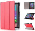 Microsoft Surface 3 Gizli Mıknatıslı Standlı Ultra İnce Deri Kılıf