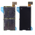 Sony Xperia T2 Ultra Dual Sım D5322 Çift Sim Sim Okuyucu Filmi