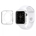 Ally Apple İwatch 1-2-3 38mm Ultra Slim Soft Silikon Kılıf