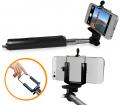 Wireless Monopod Selfie Çubuğu Aparatı Bluetooth-Uzaktan Kumanda