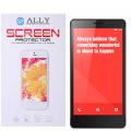Xiaomi Redmi Note Şeffaf Parlak Ekran Koruyucu