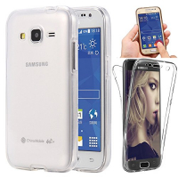 ALLY GALAXY J710 J7(2016) ON7 2016 360 KORUMA SİLİKON KILIF