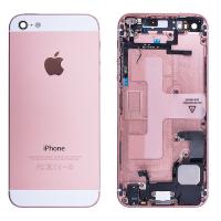 İPHONE 5G FULL KASA KAPAK YEDEK PARÇALI ROSE GOLD