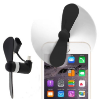 2in1 İphone Ve Andoid Telefon Tabletler İçin Mini Fan