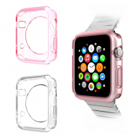 ALLY APPLE İWATCH 1-2-3 42 MM ULTRA SLİM SOFT SİLİKON KILIF