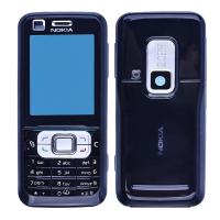 Nokia 6120c Full Kasa-kapak-tuş