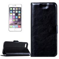 İphone 7 Plus,İphone 8 Plus Standlı Kart Bolmeli Cüzdan Kılıf