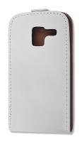 Ally Samsung Galaxy Ace 2 İ8160 İçin Beyaz Kapaklı Kılıf
