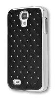 Ally Galaxy S4 İ9500 Taşlı Kılıf Siyah
