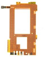 Nokia Lumia 920 Motherboard Mikrofon Sim Okuyucu Film