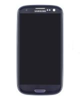 ALLY SAMSUNG GALAXY S III SGH-T999 İÇİN MAVİ LCD EKRAN+DOKUNMATİK