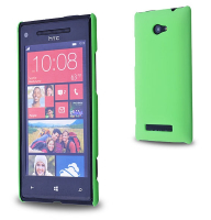 HTC WİNDOWS PHONE 8X SERT PLASTİK KILIF YEŞİL