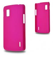 LG NEXUS 4 E960 SERT PLASTİK KILIF FUŞYA