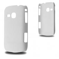 Ally Galaxy Mini 2 S6500 Sert Plastik Kılıf Beyaz
