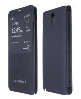 ALLY N9000 GALAXY NOTE 3 PENCERELİ İNCE YAN KAPAKLI S VİEW COVER KILIF