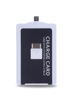 ALLY CHARGE CARD MİCRO USB KABLO SİYAH - BEYAZ