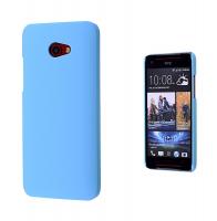 HTC BUTTERFLY S SERT PLASTİK KILIF TURKUAZ