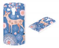 Ally Galaxy S Duos Gt S7562 Ceylan Desenli Plastik Kılıf