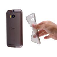 HTC ONE (M8) SPADA KRİSTAL SOFT SİLİKON KILIF