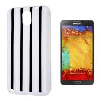 Ally Galaxy Note 3 N9000 Desenli Silikon Şeffaf