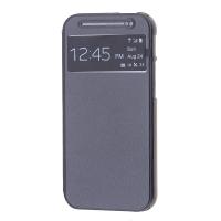HTC ONE M8 PENCERELİ FLİP COVER