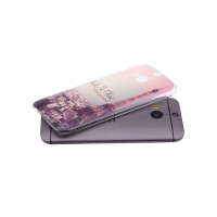 HTC ONE M8 PARİS DESENLİ PLASTİK KILIF
