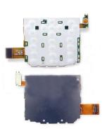 Sony Ericsson C702 Tuş Bordu