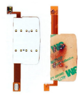Sony Ericsson W960 Tuş Bordu