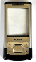 Nokia 6500s Full Kasa-kapak-tuş