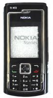 Nokia N72 Full Kapak-tuş