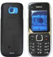 Nokia C2-01 Full Kasa Kapak Tuş