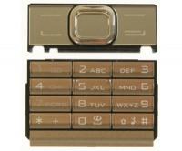 Nokia 8800 Arta Gold Tuş-keypad