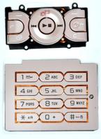 Sony Ericsson W595 Tuş-keypad
