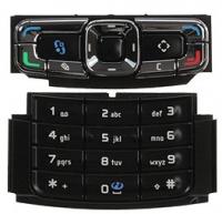 Nokia N95 8GB Tuş-keypad