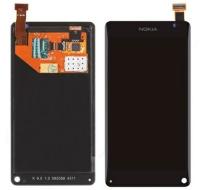 NOKİA N9 ORJİNAL LCD DOKUNMATİK VE EKRAN