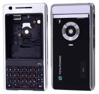 Sony Ericsson P1i Kasa Kapak Tuş Full