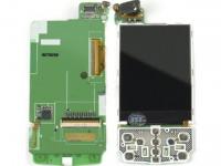 ALLY D820 EKRAN LCD TÜŞ BORD