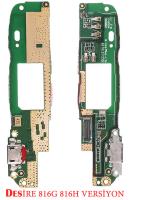 HTC DESİRE 816G 816H ŞARJ SOKET MİKROFON BORDU