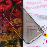 Nokia Microsoft Lumia 640 0.20mm Spada Soft Silikon Kılıf