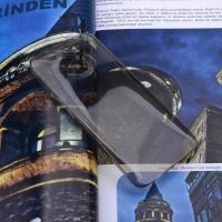 HTC ONE M7 SPADA KRİSTAL SOFT SİLİKON KILIF
