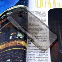 MEİZU MX4 4.7 SPADA KRİSTAL SOFT SİLİKON KILIF