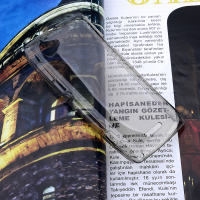 SONY XPERİA L C2105 S36H SPADA KRİSTAL SOFT SİLİKON KILIF