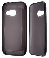 HTC ONE M8 MİNİ ŞEFFAF SİLİKON KILIF